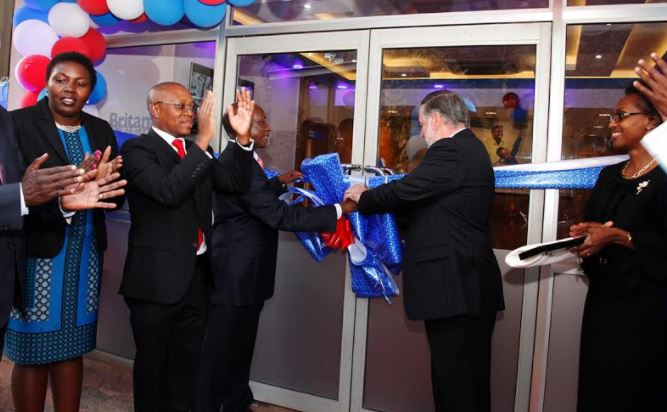 Britam Unveils New Offices In Kampala