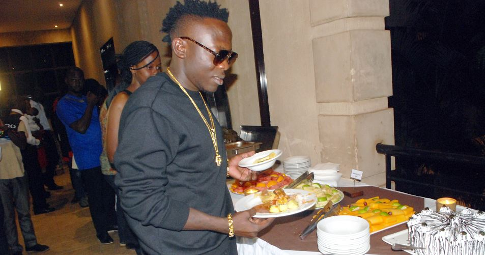 Dine with Geosteady concert