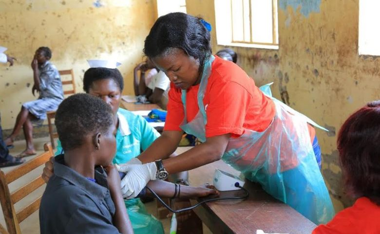 Airtel Uganda conducts health Camp in Arua