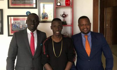 Douglas Lwanga joins NBS TV