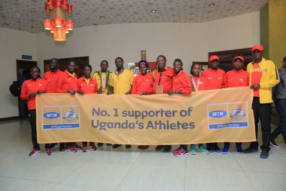 MTN Uganda to Host Uganda Athletics Gold Coast Team to Homecoming