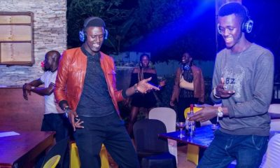 Revelers enjoy themselves at a previous edition of Evoke Night
