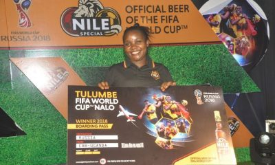 "Esther Khissa wins ticket to Russia in ""Tulumbe Russia"" campaign"