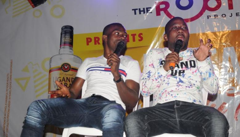 UG Pineapple comedy tour in Mbale