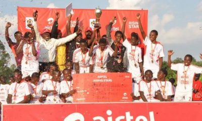 Airtel Rising Stars 2018 tournament