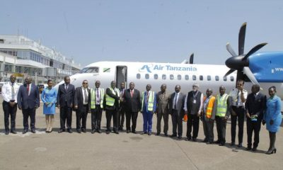 Air Tanzania commences flights to Uganda