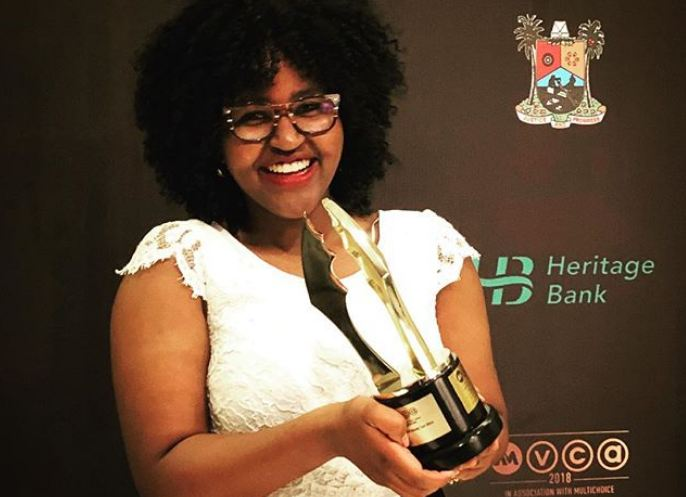 Phoebe Ruguru scooped the Best Movie East Africa at the Africa Magic Viewers' Choice Awards.