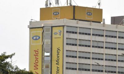 MTN Uganda head offices