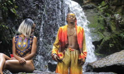 Pallaso shoots Hannah video