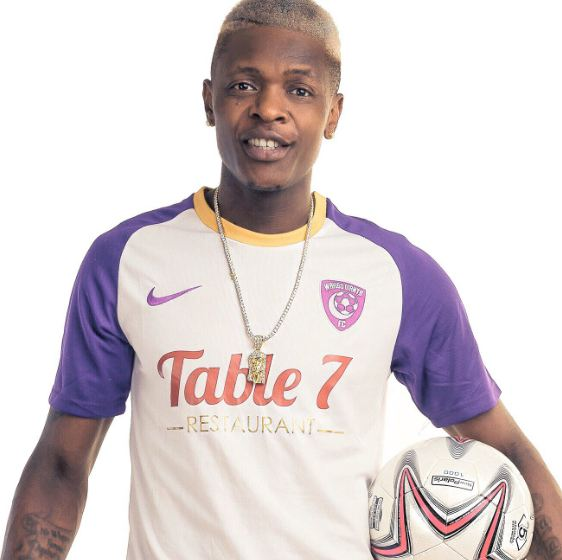 Jose Chameleone is the face of Wakiso Giants football club