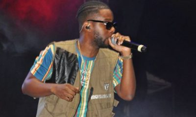 Maleek Berry at Blankets and Wine