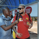 South African star AKA arrives in Uganda
