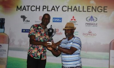 Singleton Match Play Challenge