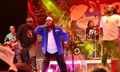 Ragga Dee, Voltage Music thrill revelers at Roast and Rhyme