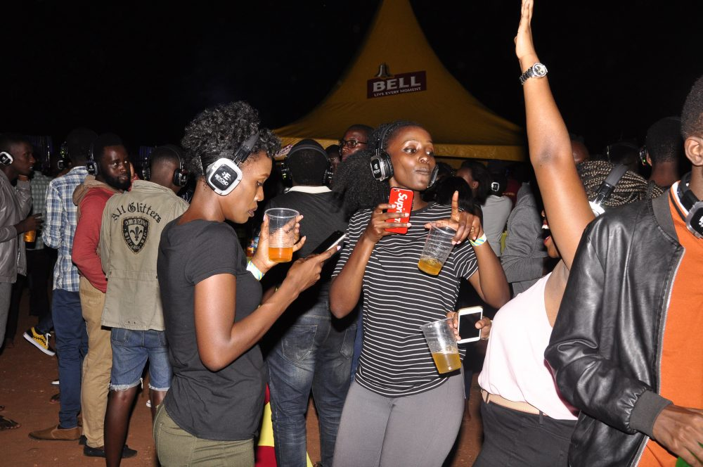 Hostel Silent Disco gamers edition at Ideal Hostel in MUBS.