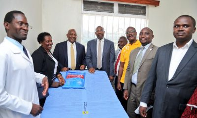The MTN Foundation has handed over a refurbished and furnished Kamukira Health Centre IV in Kabale District to the health centre administration.
