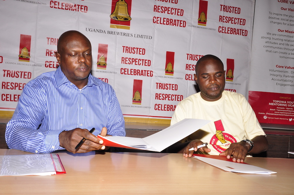 Uganda Breweries Limited (UBL) has rolled out a campaign against underage drinking