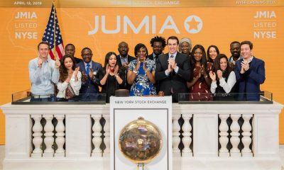 The New York Stock Exchange welcomes JUMIA TECHNOLOGIES AG (NYSE:JMIA) to the New York Stock Exchange (NYSE) to highlight its IPO. CEO of Jumia Nigeria, Juliet Anammah, joined by NYSE COO John Tuttle, rings the Opening Bell®.