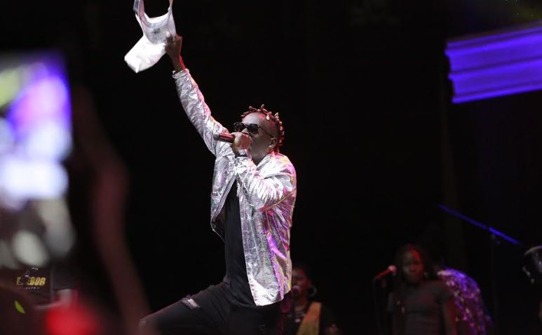 King Saha performs at Blankets and Wine