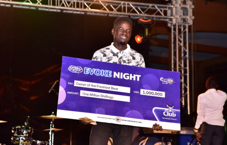 DJ Mackus was the big winner as Evoke Night returned for the third season