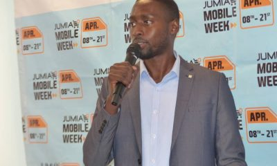 Mr. Ron Kawamara, CEO Jumia Uganda