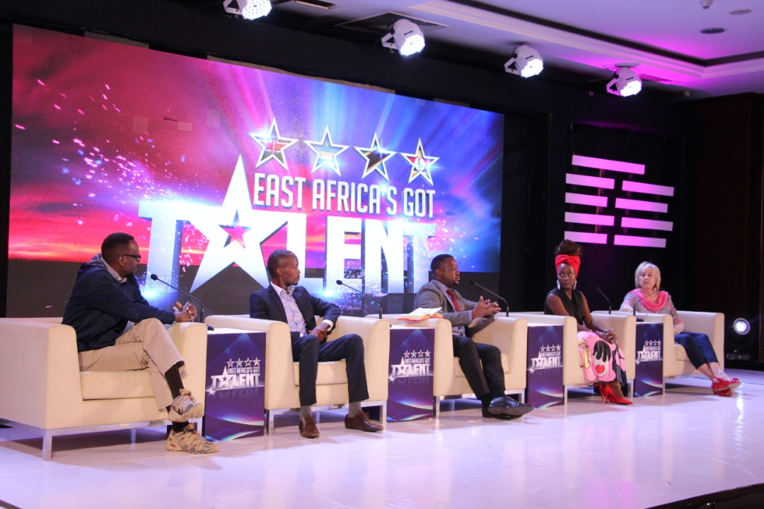 East Africa's Got Talent TV launched in Kampala