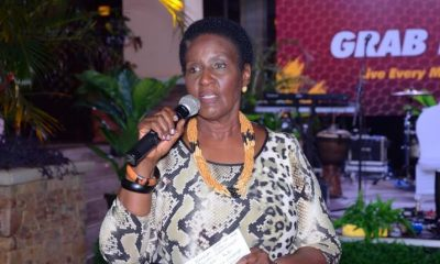Minister of Trade and Cooperatives, Amelia Kyambadde