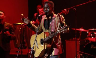 Kenneth Mugabi Ugandan album launch
