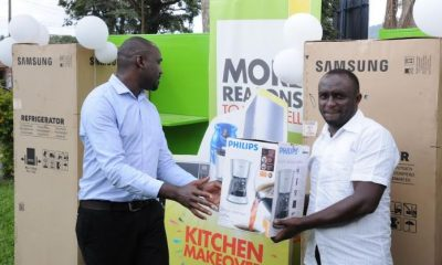 Lucky Shell Select customers rewarded with kitchen makeover