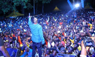 All star tour in Gulu