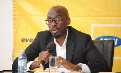 Martin Sebuliba, the Senior Manager, Brand & Communications at MTN Uganda