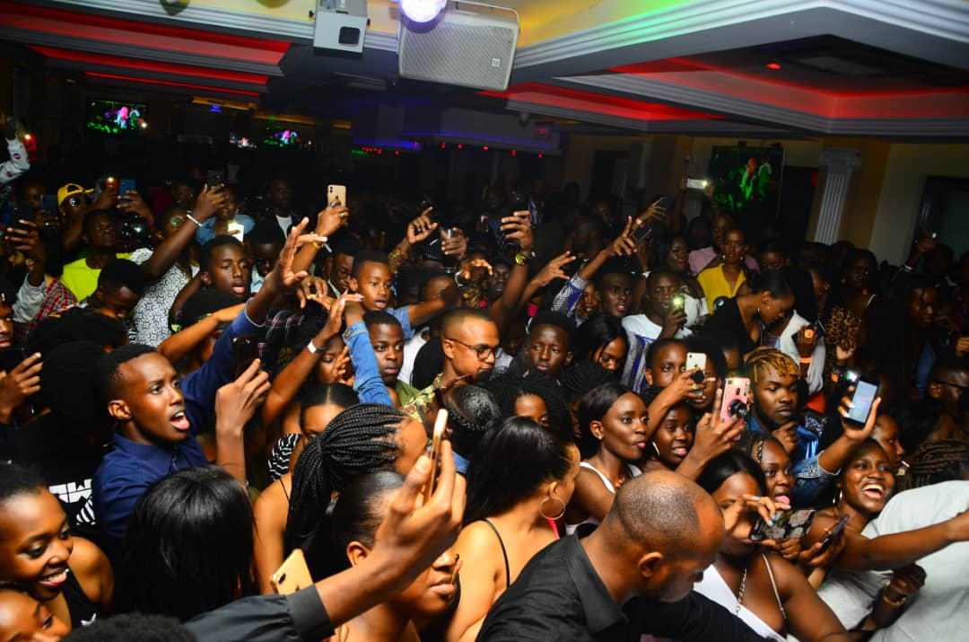 Snap Off party at Club Guvnor