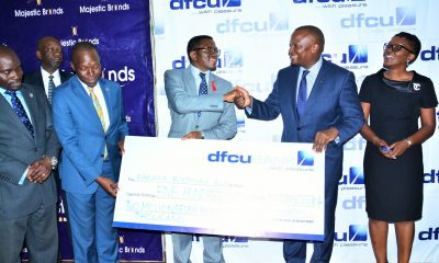 dfcu Bank partners with Buganda kingdom as the official bank sponsor of the annual Kabaka Birthday Run.