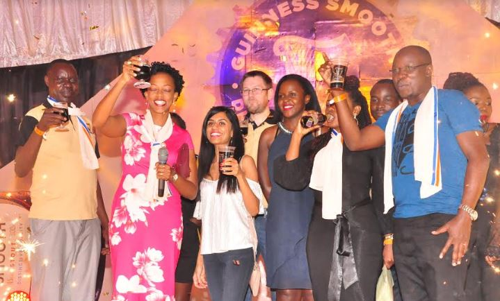 Guinness Smooth officially launched in Uganda