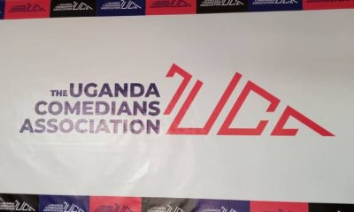 The Uganda Comedians Association