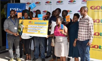 "MultiChoice Uganda has rewarded customers who took part in the back-to-school promo dubbed ""Sasanya Amajja""."