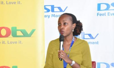 Joan Semanda Kizza, the MultiChoice Uganda PR and Communications Manager