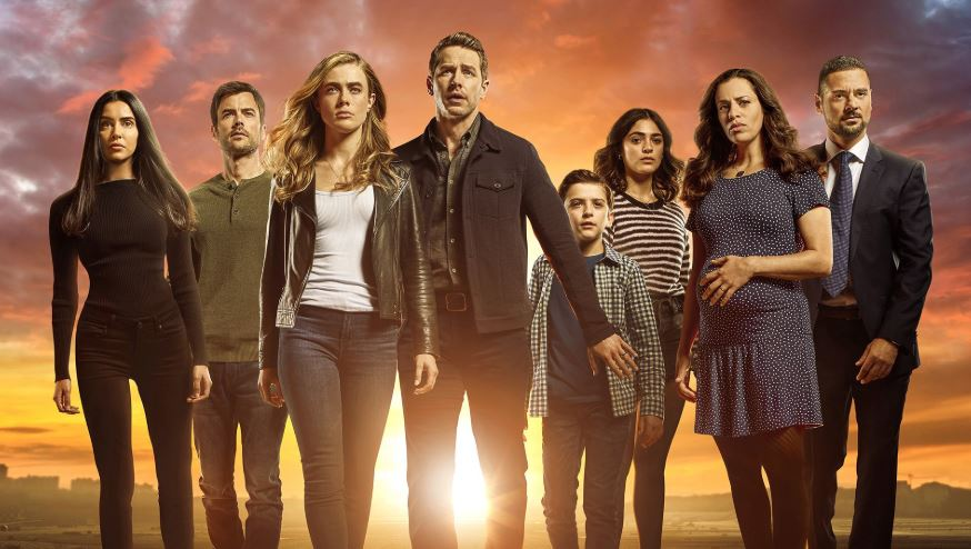 Manifest TV series cast