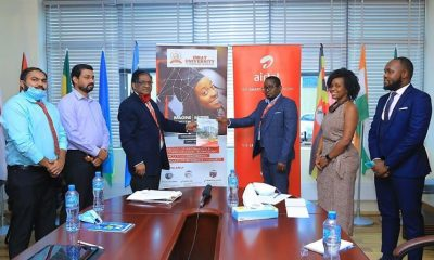 ISBAT University has announced a new partnership with Airtel Uganda aimed at providing students with free access to the University's Hybrid Blended Learning platform.