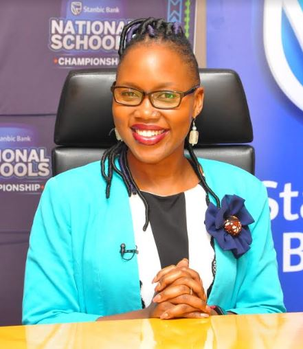 Barbara Kasekende Corporate Social Investment (CSI) Manager at Stanbic Bank Uganda
