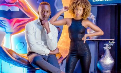 Sheilah Gashumba and boyfriend, Gods Plan