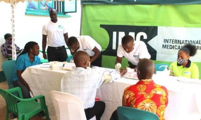 International Medical Center (IMC) launches In-Patient Department services at its Mbale Clinic.