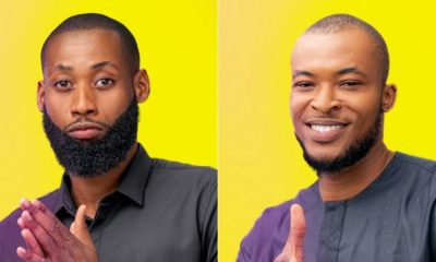 Tochi & Eric evicted from the BB Naija house