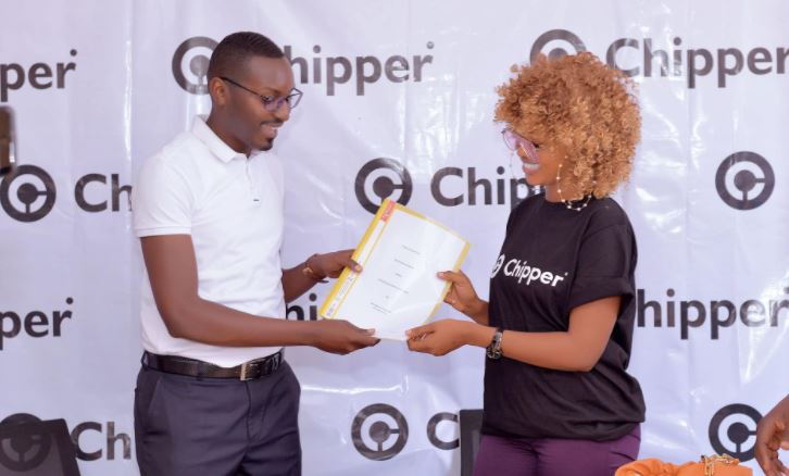 Spice Diana named Chipper Cash ambassador