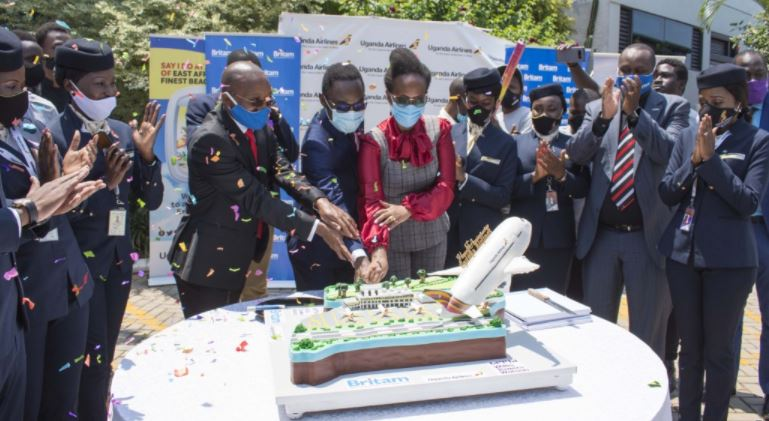 Uganda Airlines celebrate their 1st anniversary