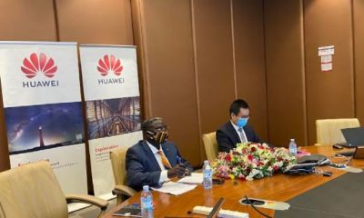 Huawei Seeds for the Future training opening ceremony