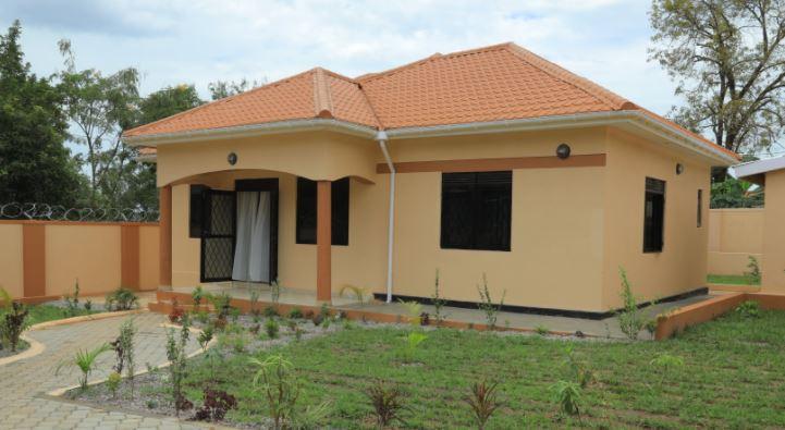 Golola Moses' new home