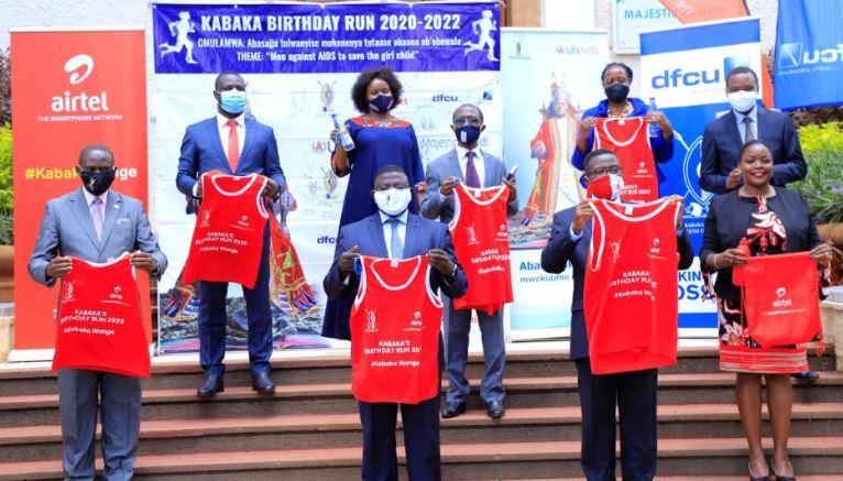 Airtel Uganda in partnership with the Buganda Kingdom has launched the virtual Kabaka Birthday Run at Bulange Mengo.