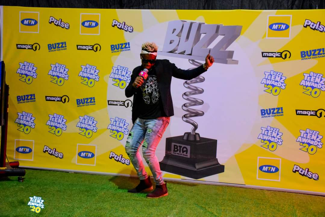 Crysto Panda shines at the 2020 Buzz Teenz Awards. Here's the Full List of winners 3 MUGIBSON WRITES