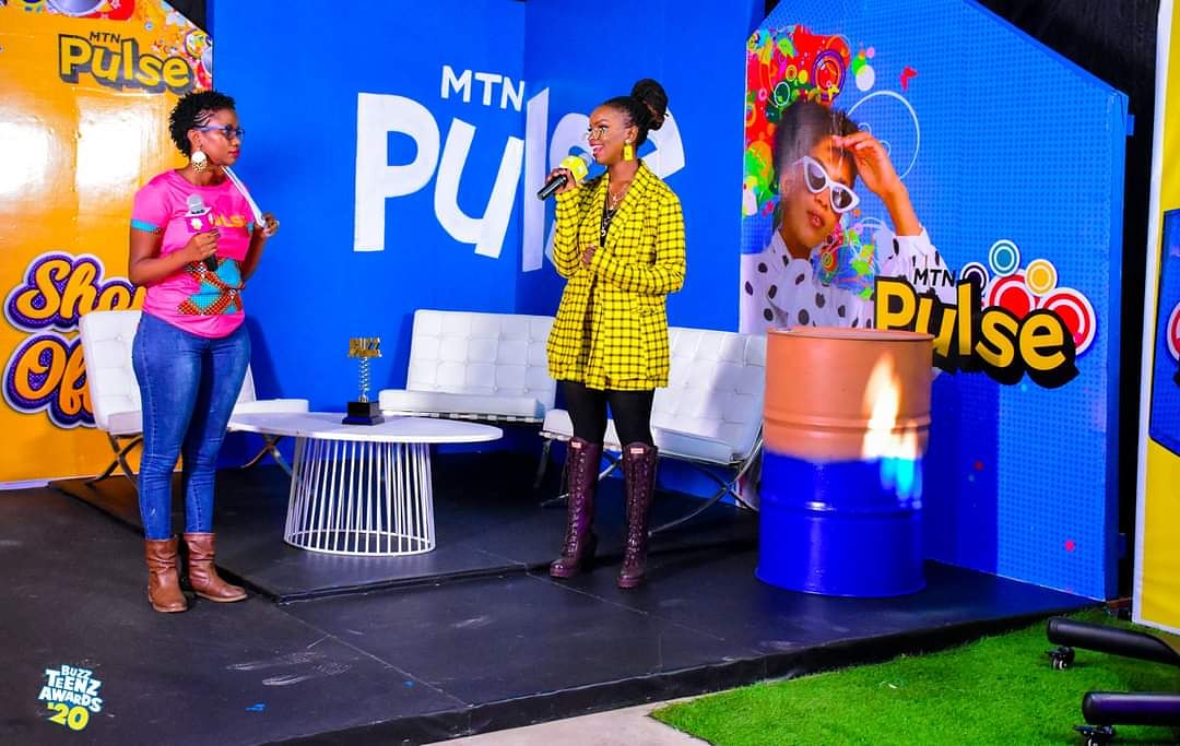 Crysto Panda shines at the 2020 Buzz Teenz Awards. Here's the Full List of winners 2 MUGIBSON WRITES